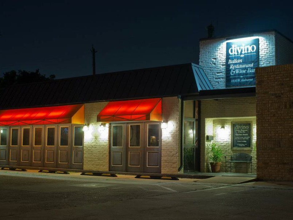 Wine and Dine at Divino Houston Texas United States