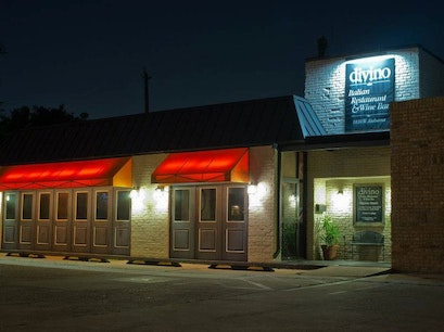 Divino Italian Restaurant Houston Texas United States