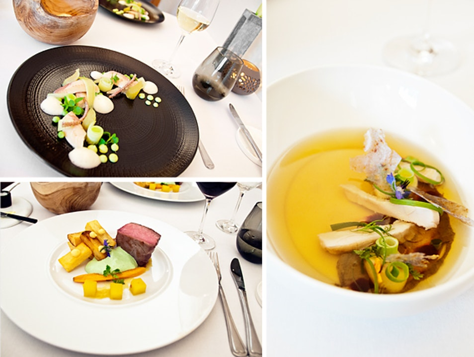Gourmet Food Close to Nature in Belgium's Eastern Cantons