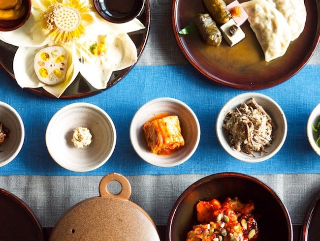 Cooking Schools: Korean Food with O'ngo, Seoul