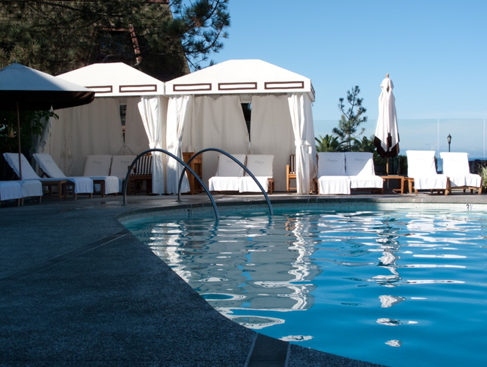 San Diego's L'Auberge Del Mar boutique hotel puts you in the lap of luxury Del Mar California United States