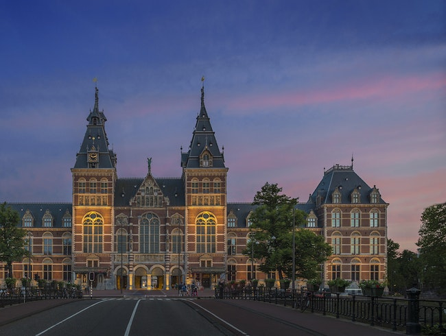 World-Class Museums: The Rijks and More