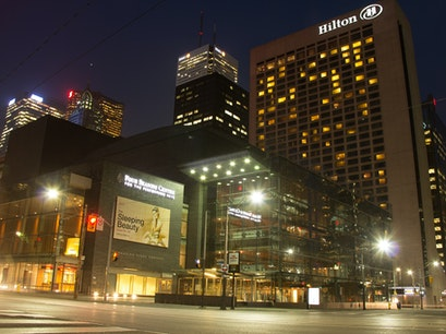 Four Seasons Centre for the Performing Arts Toronto  Canada
