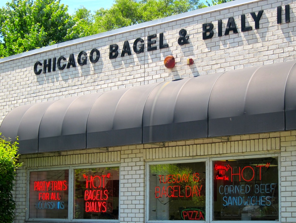 Bagels for Breakfast Wheeling Illinois United States