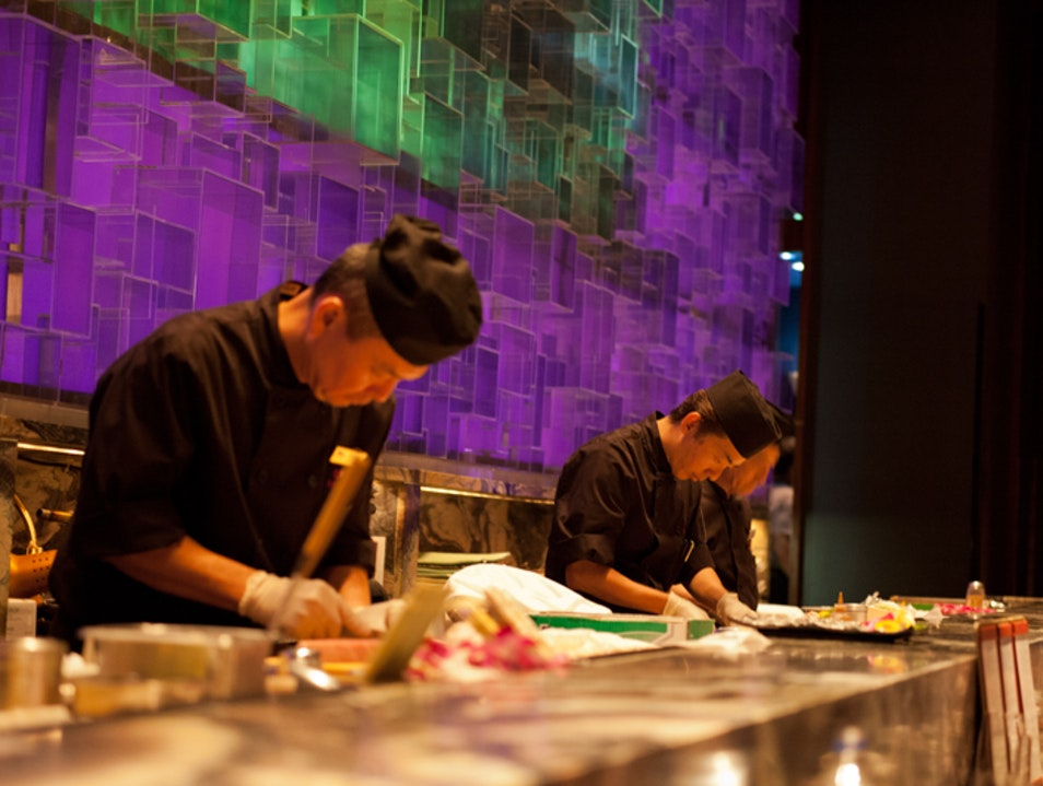 Shibuya: refined Japanese in Vegas Las Vegas Nevada United States
