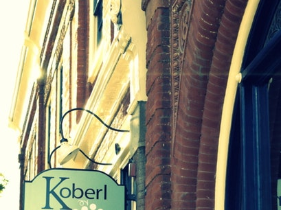 Koberl At Blue San Luis Obispo California United States