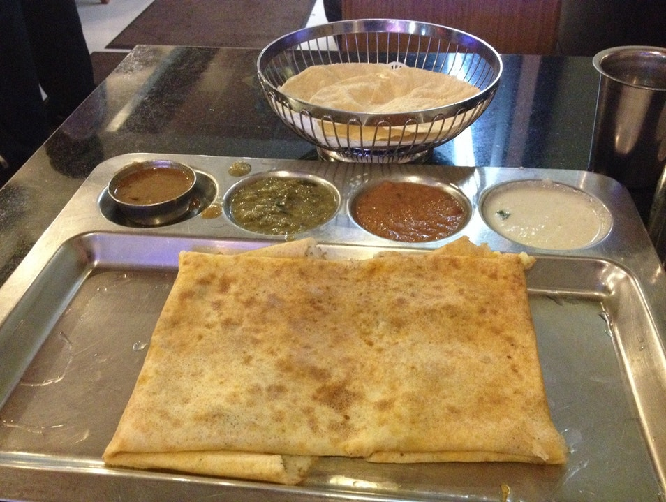 The Best South Indian Cuisine