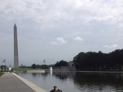 Reflecting Pool Washington, D.C. District of Columbia United States