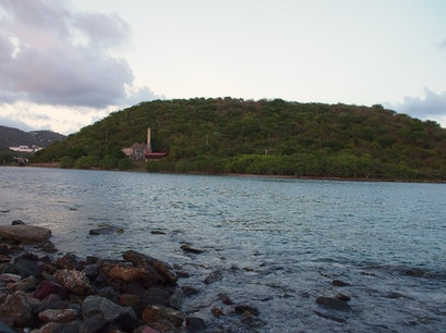Hassel Island Historic District Water Island  United States Virgin Islands