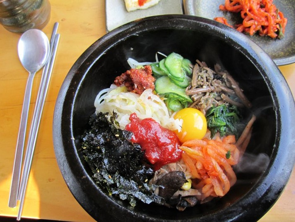 Bibimbap: Taste the Rainbow Seoul  South Korea