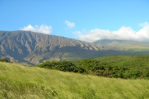 Back Side of Haleakala