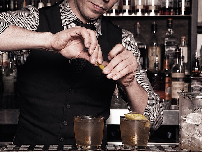 Craft Cocktails At The Keefer In Vancouver