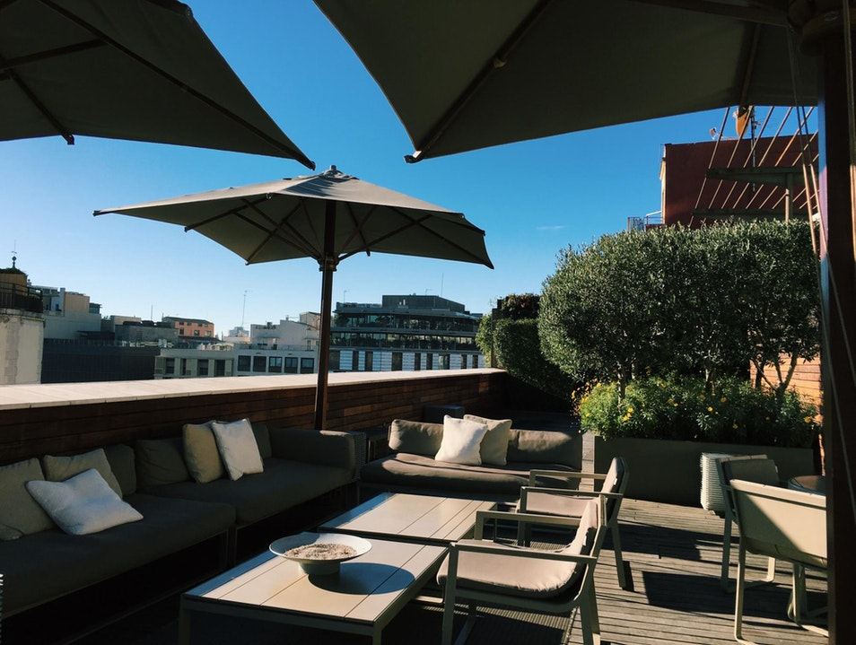 Wonderful summer at the Hotel Omm