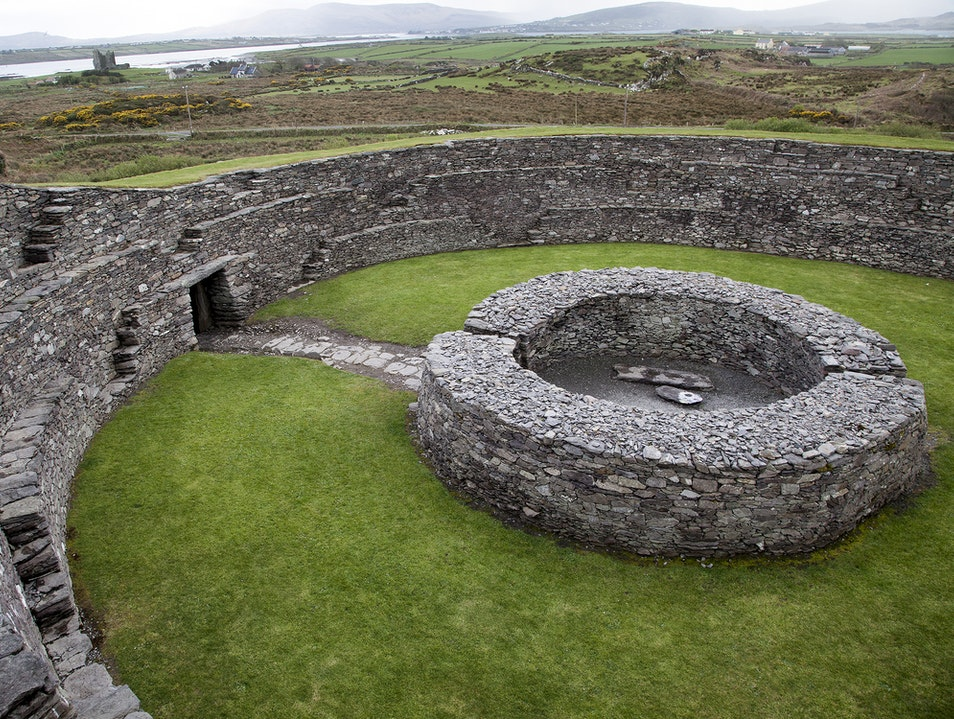 Stone Ring Forts