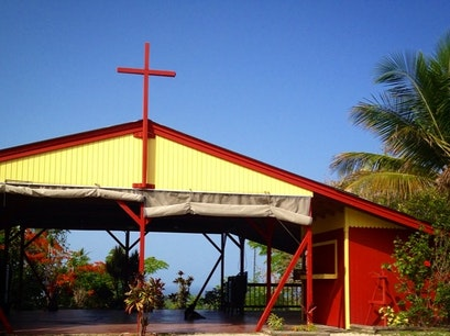 Church Without Walls Aguada  Puerto Rico