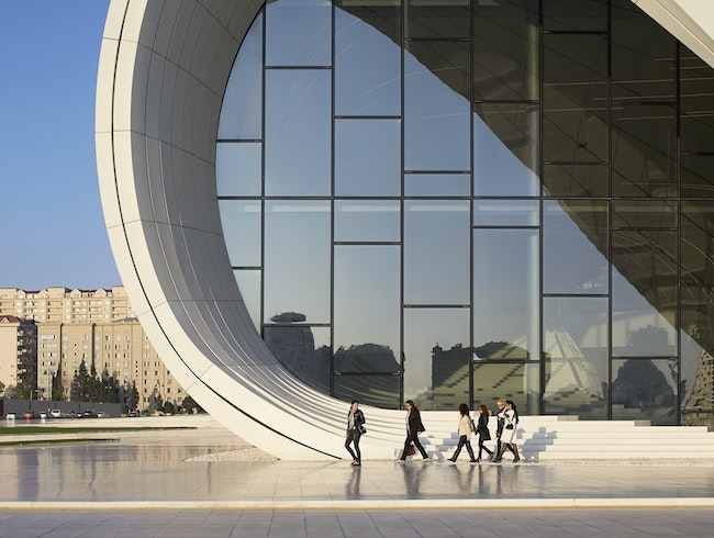 Discover Baku's Brilliant Buildings