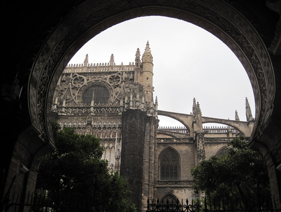 Seville Cathedral Seville  Spain