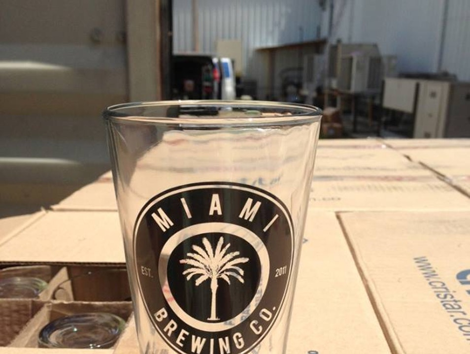 A Brewery in Miami?