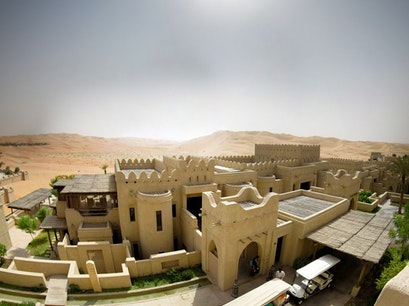 Qasr al Sarab Resort Liwa  United Arab Emirates