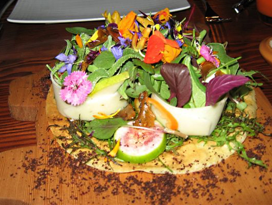 The Most Beautiful Salad Richmond California United States