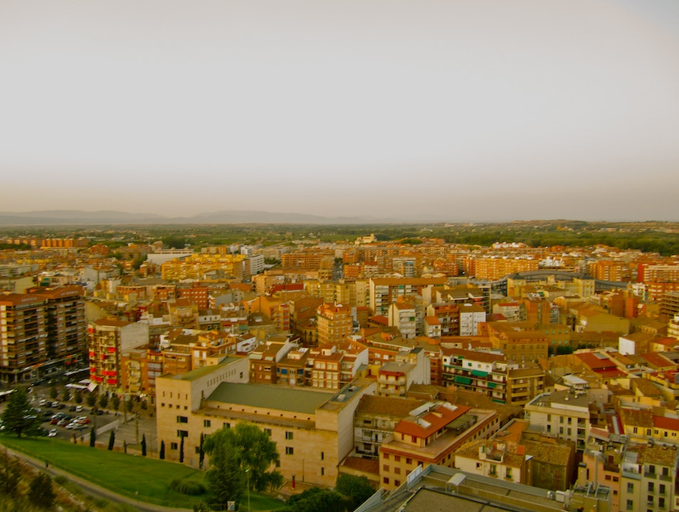 Lleida-Spain away from the tourists! Lleida  Spain