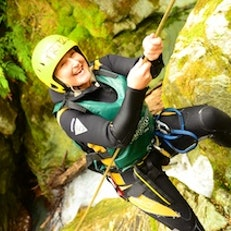 Routeburn Canyoning