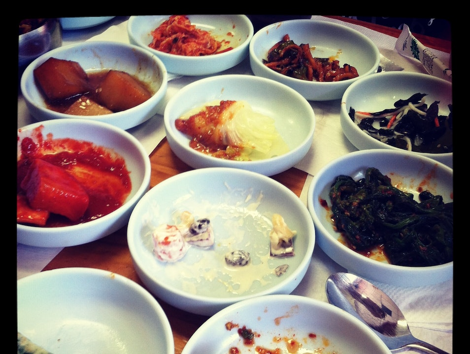 LA Korean Food :) Los Angeles California United States