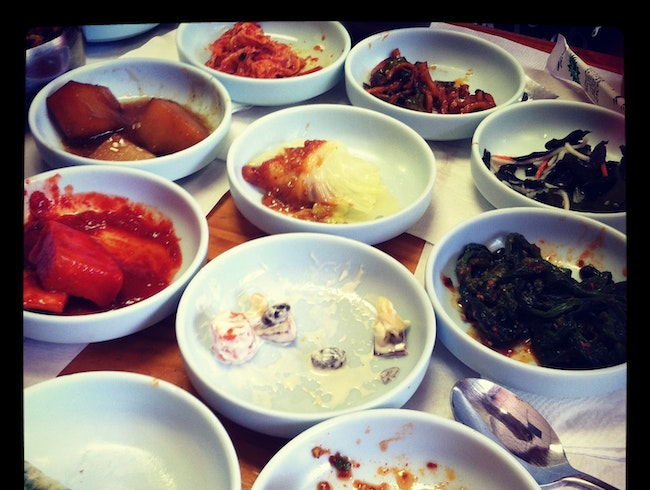 LA Korean Food :)