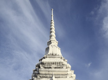 The Marble Temple Bangkok  Thailand