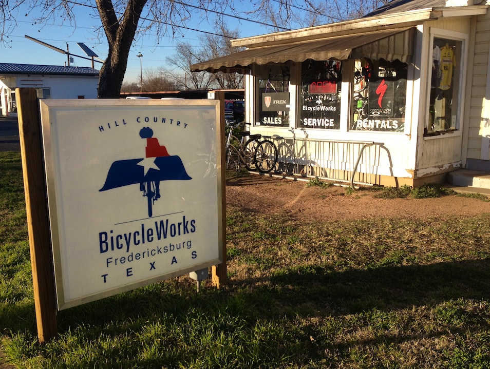 Your Hub for Hill Country Cycling Fredericksburg Texas United States