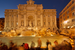 Toss a Coin in the Trevi Fountain Rome  Italy