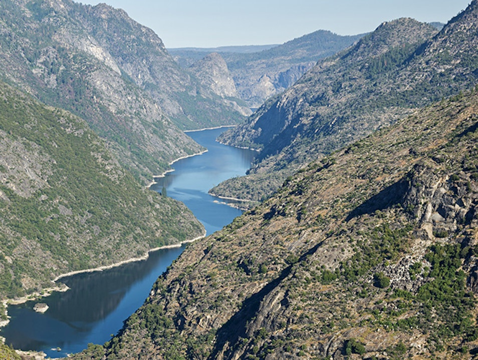 Hetch Hetchy Valley GROVELAND California United States