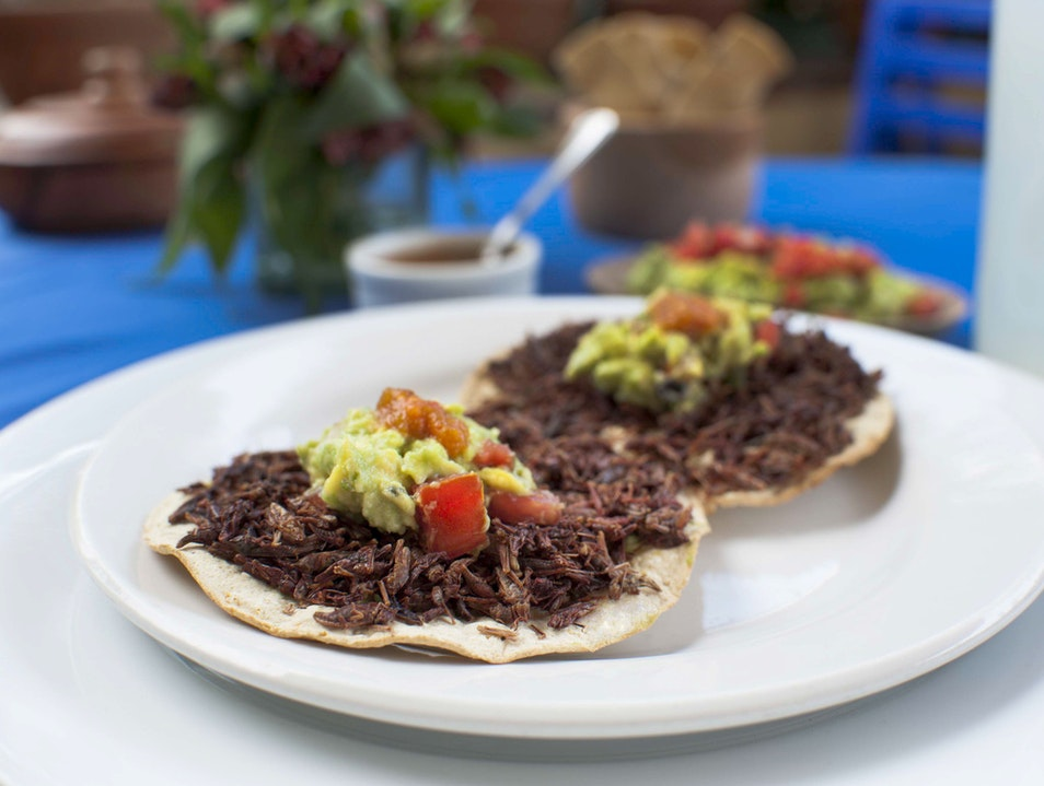 Eat Deliciously, Live Slowly Bejucos  Mexico