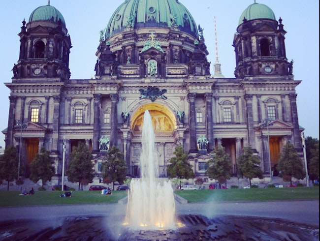 Berlin Cathedral and Museum island