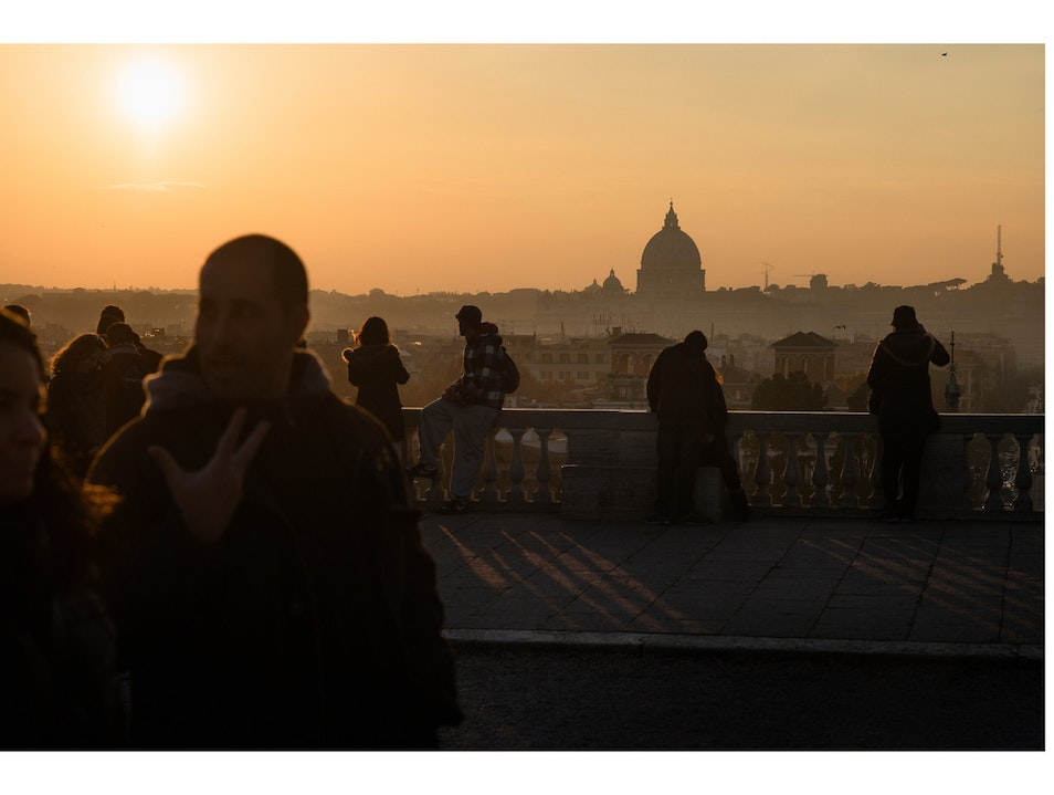 View of history Rome  Italy