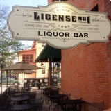 License No. 1 Liquor Bar