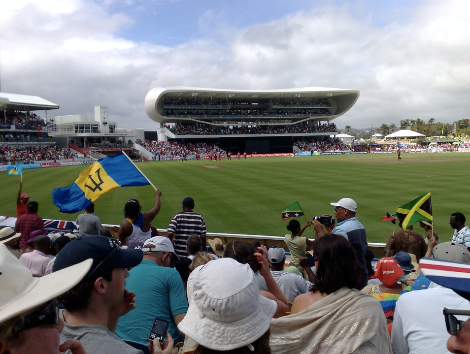 Watch Cricket at Kensington Oval  Bridgetown  Barbados