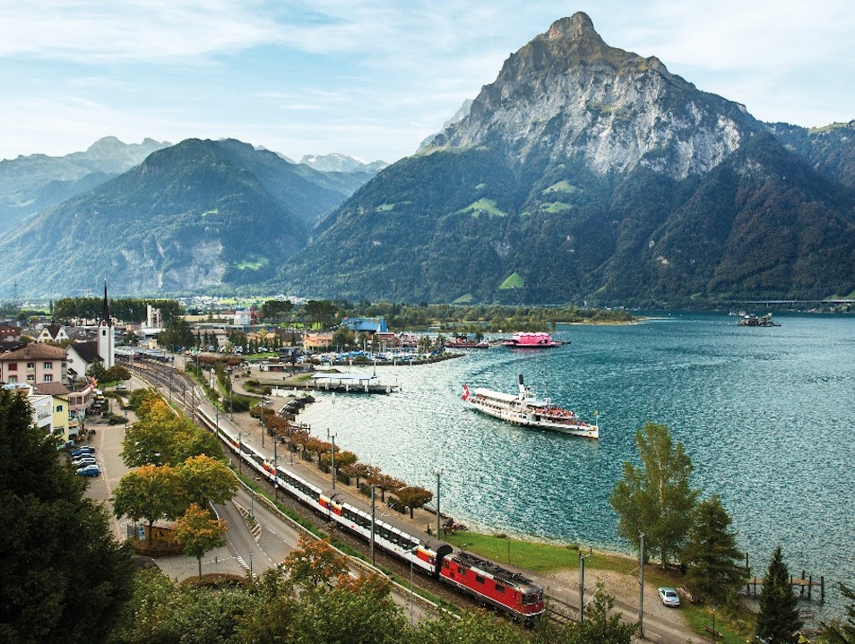 Gotthard Panorama Express: A Unique Way of Seeing Switzerland