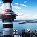 Orbit Revolving Restaurant Auckland  New Zealand