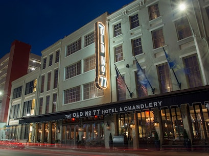 The Old No. 77 Hotel & Chandlery  New Orleans Louisiana United States
