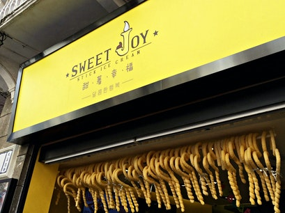Sweet Joy Stick Ice Cream Macau  Macau