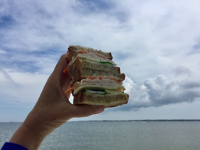 Claudette's Sandwich Shop Nantucket Massachusetts United States
