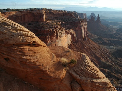 Dead Horse Point State Park Moab Utah United States