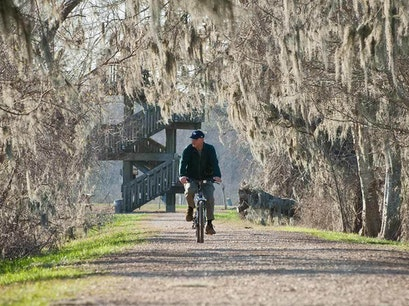 Brazos Bend State Park Needville Texas United States