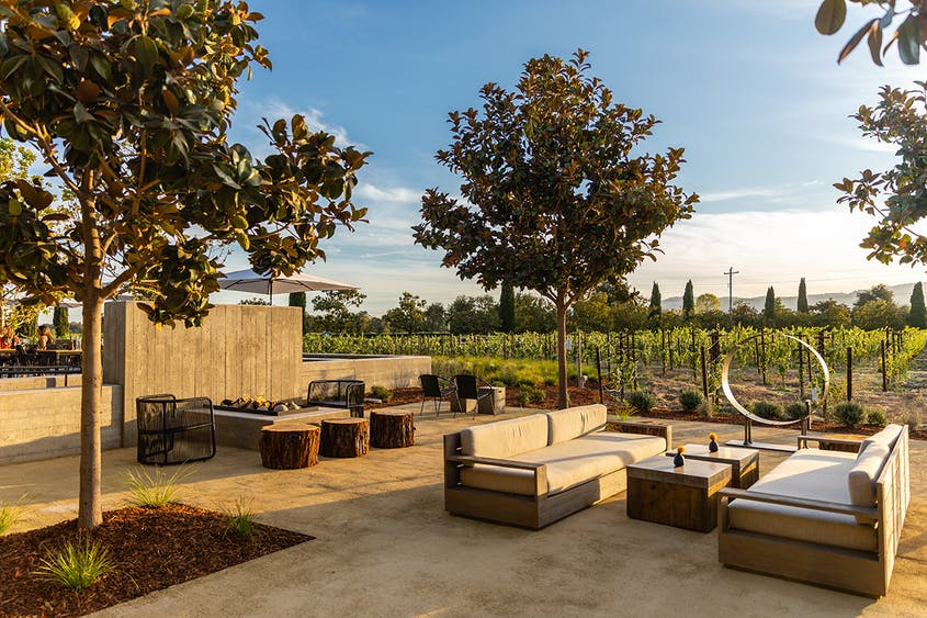 Be sure to add extra days to your wine country road trip to properly enjoy tastings at wineries like Clos du Val on the Silverado Trail.