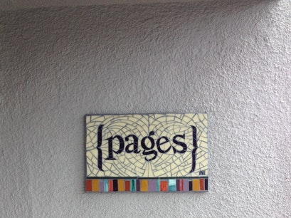 Pages: a bookstore Manhattan Beach California United States