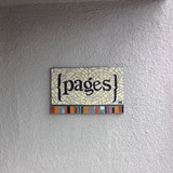 Pages: a bookstore