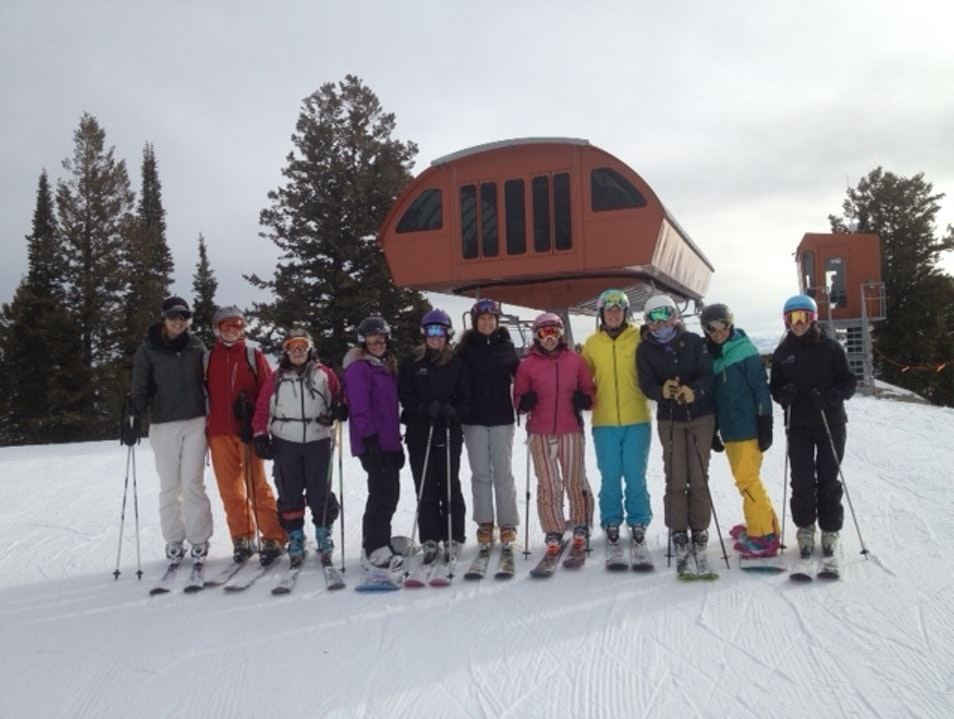 Get First Tracks at Canyons Resort