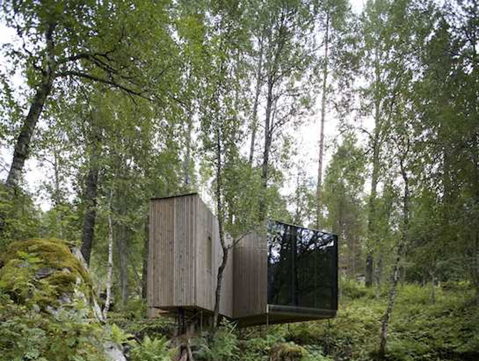 Modernist Hotels: Juvet Landscape Hotel, Norway Grong  Norway