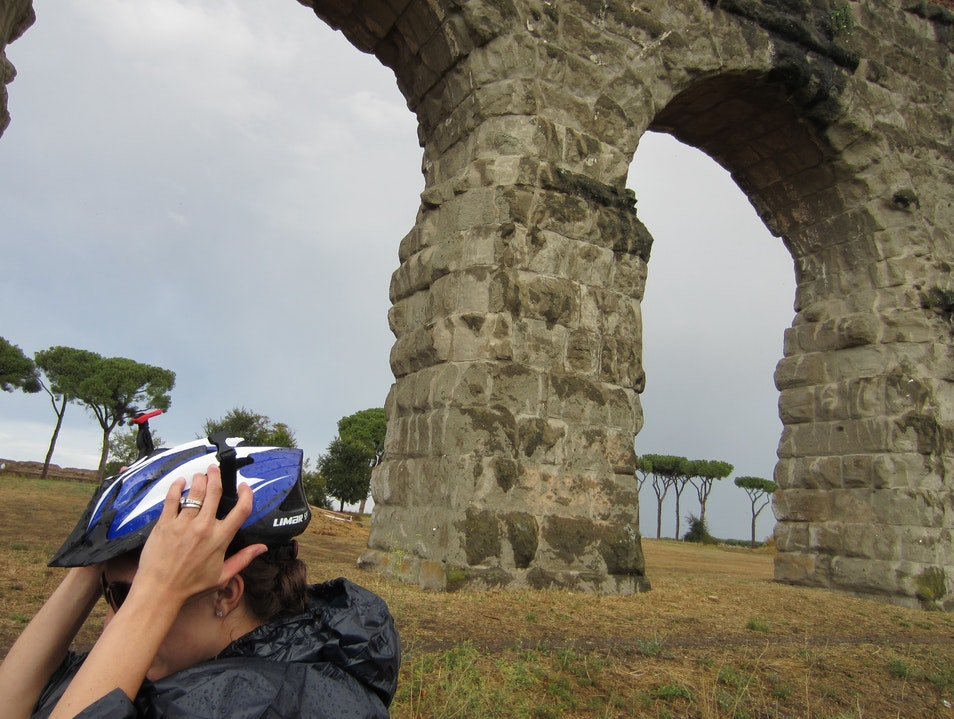 Conquering Ancient Rome on a Bike
